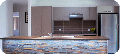 Knights Quality Kitchens South East Queensland Site Map